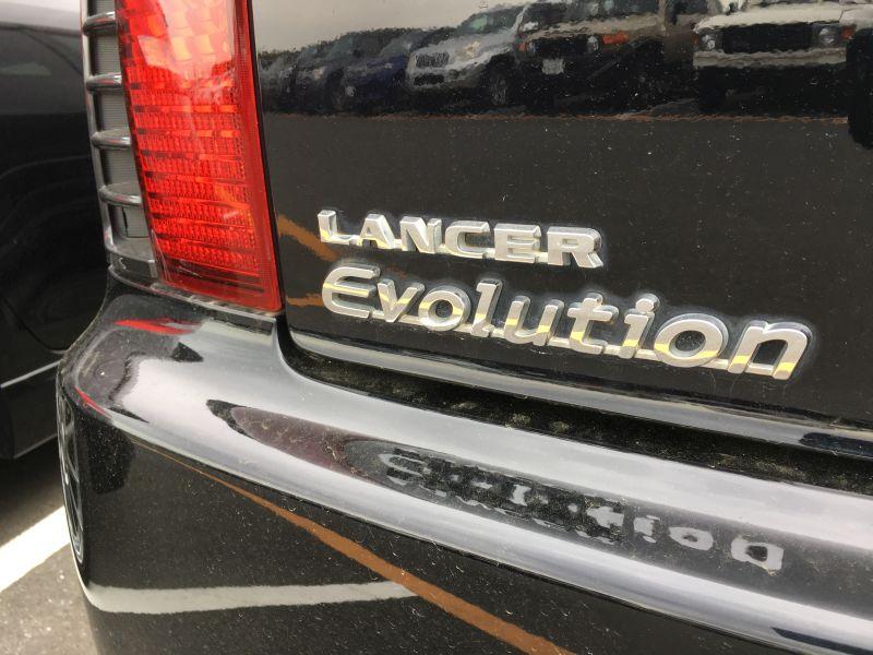 2005 Mitsubishi Lancer EVO 9 Wagon 10