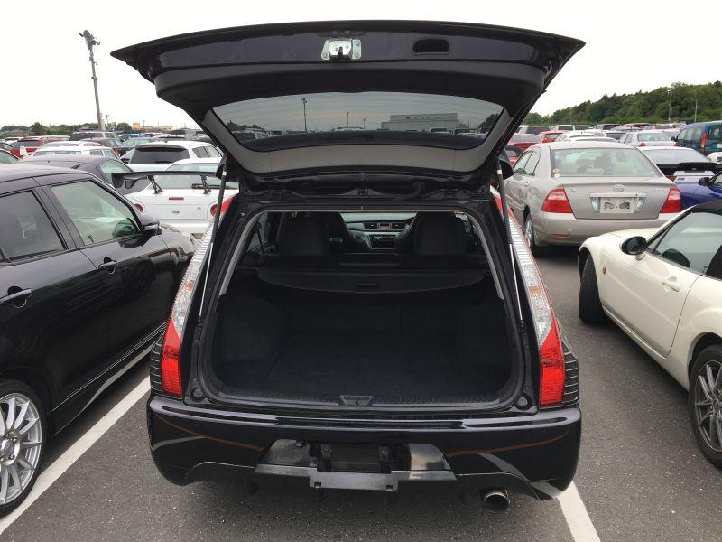 2005 Mitsubishi Lancer EVO 9 Wagon 16