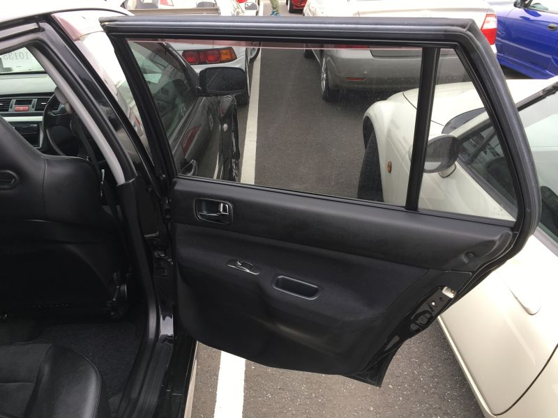2005 Mitsubishi Lancer EVO 9 Wagon 23