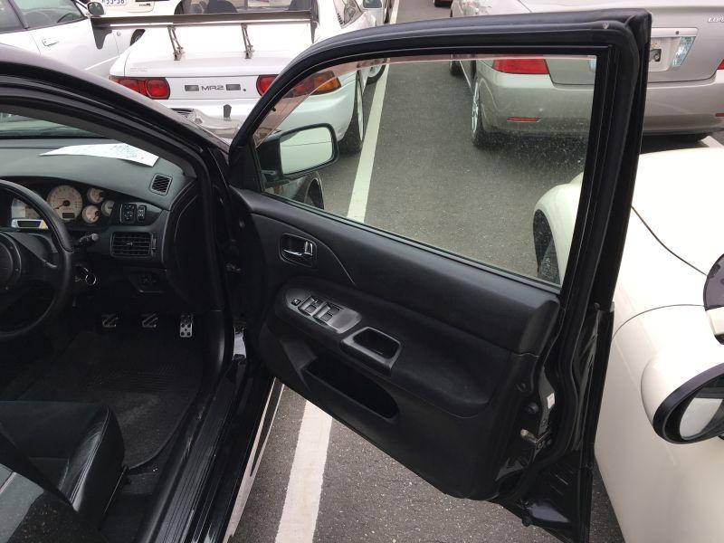 2005 Mitsubishi Lancer EVO 9 Wagon 25