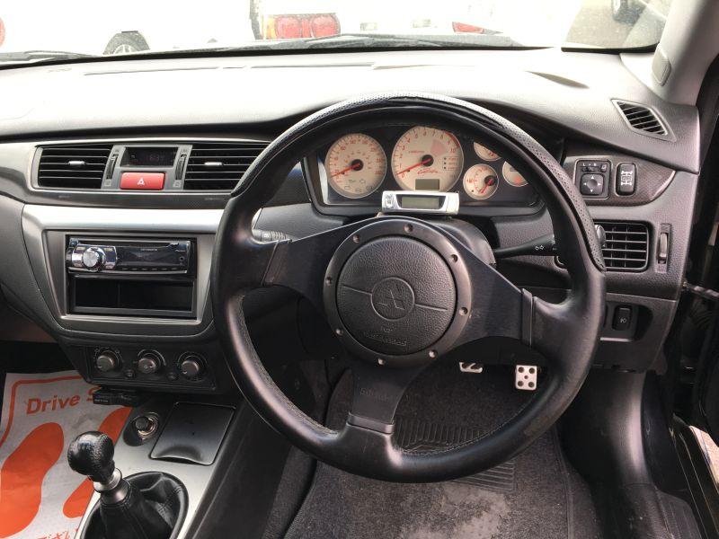 2005 Mitsubishi Lancer EVO 9 Wagon 26