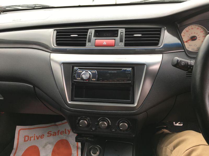 2005 Mitsubishi Lancer EVO 9 Wagon 35