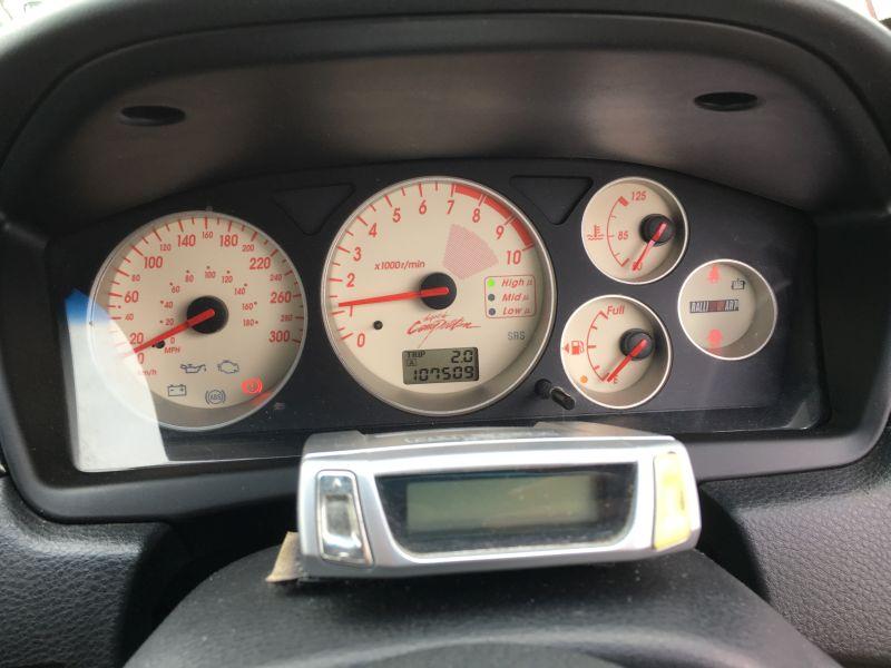 2005 Mitsubishi Lancer EVO 9 Wagon 36