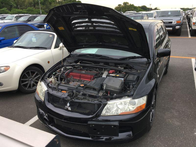 2005 Mitsubishi Lancer EVO 9 Wagon 39