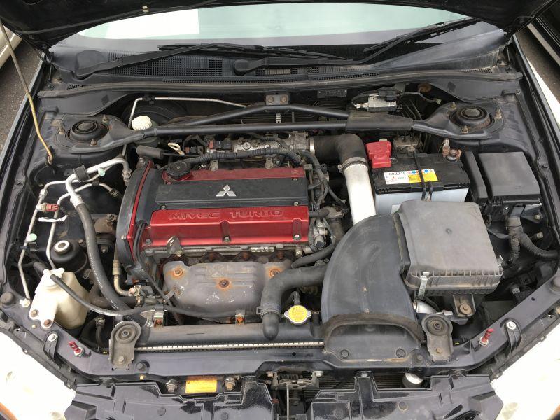 2005 Mitsubishi Lancer EVO 9 Wagon 40