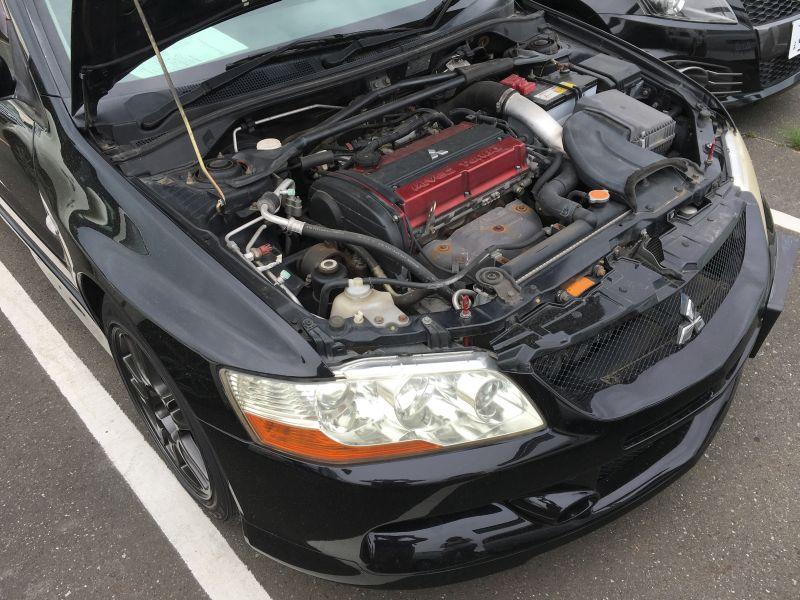 2005 Mitsubishi Lancer EVO 9 Wagon 41