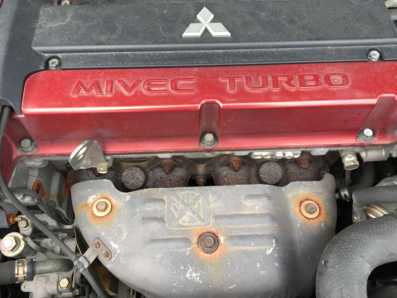 2005 Mitsubishi Lancer EVO 9 Wagon 43
