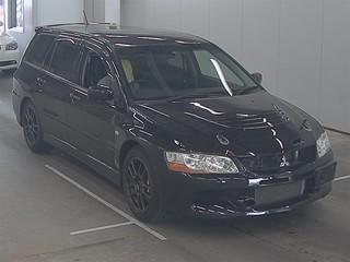 2005 Mitsubishi Lancer EVO 9 Wagon 44