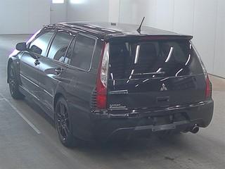 2005 Mitsubishi Lancer EVO 9 Wagon 45