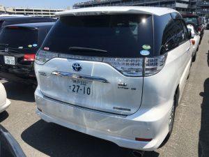 2015 Toyota Estima Hybrid X 19