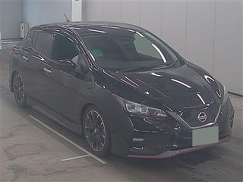 2018 Nissan Leaf NISMO 02