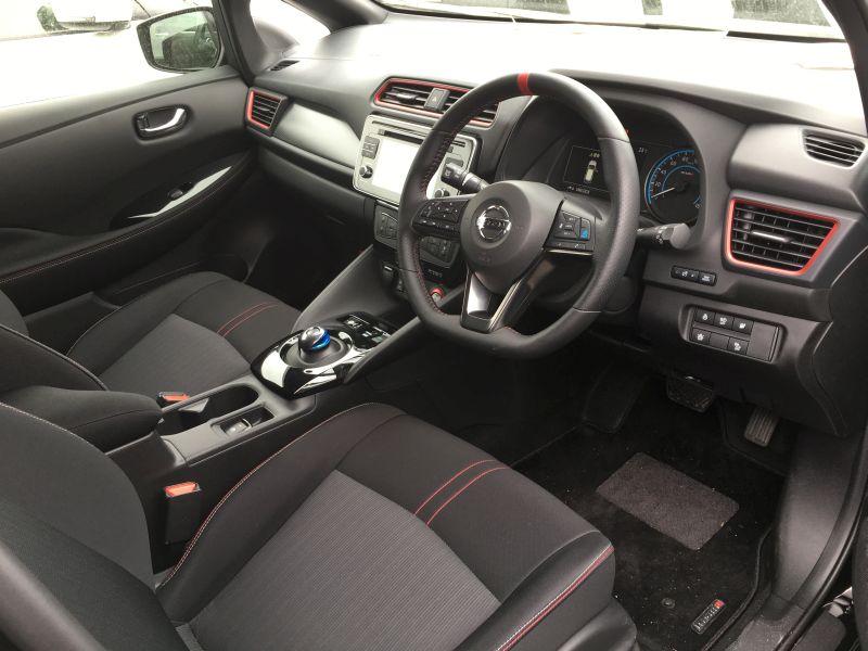 2018 Nissan Leaf NISMO 12
