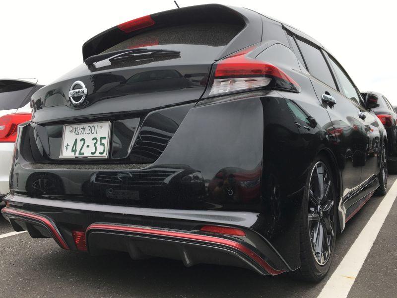 2018 Nissan Leaf NISMO 14