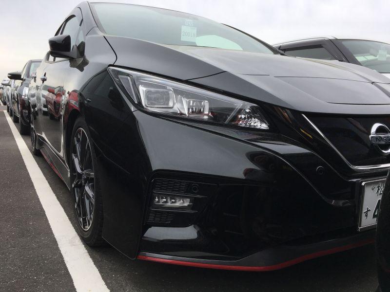 2018 Nissan Leaf NISMO 15