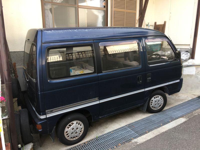 Japan car park space 3