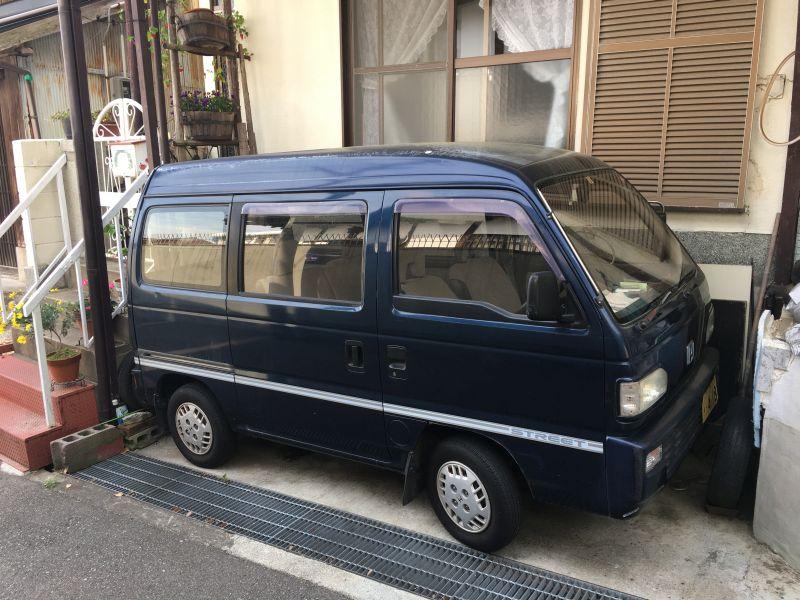 Japan car park space 2