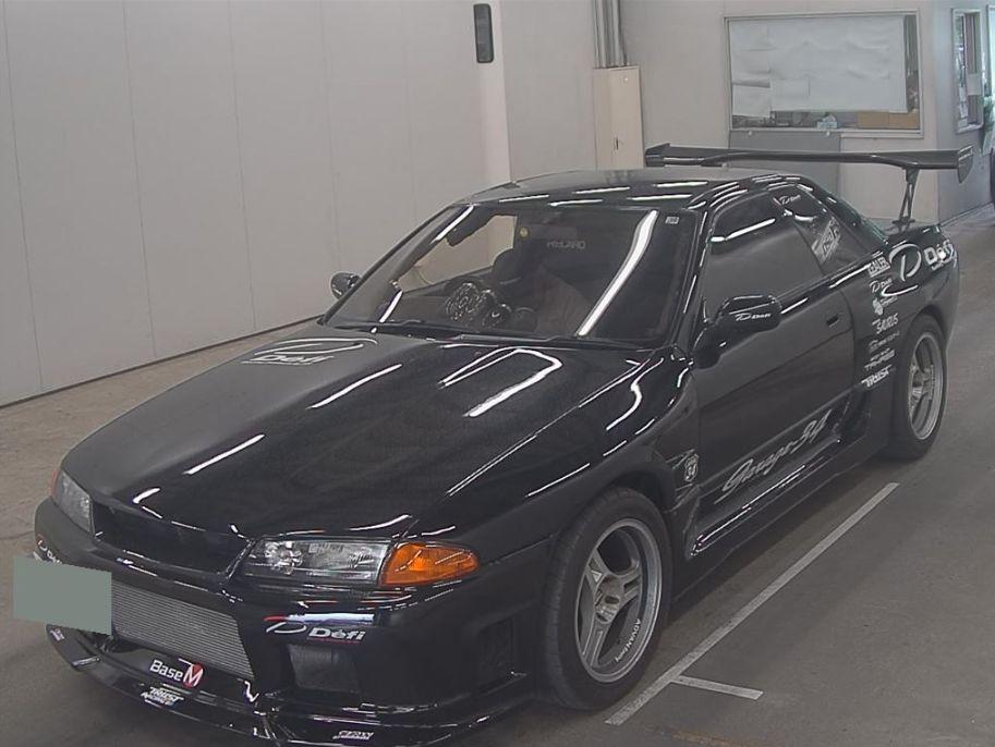 1990 Nissan Skyline R32 GTR Garage 34 10