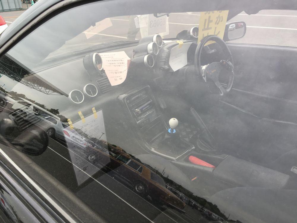 1990 Nissan Skyline R32 GTR Garage 34 4
