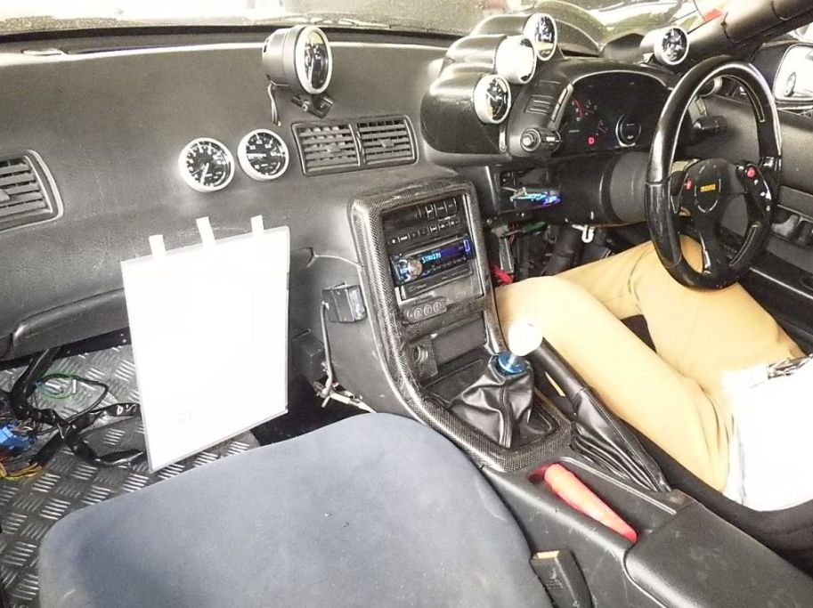 1990 Nissan Skyline R32 GTR Garage 34 9