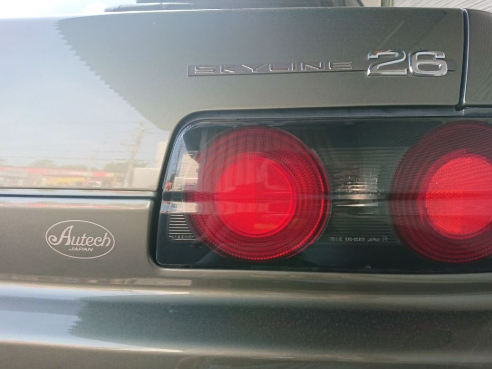 1993 Nissan Skyline R32 Gts-4 AUTECH 2.6L 4WD 10