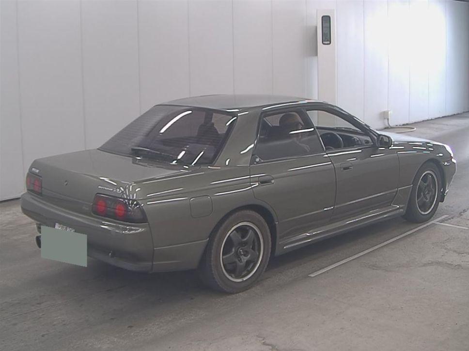 1993 Nissan Skyline R32 Gts-4 AUTECH 2.6L 4WD 6