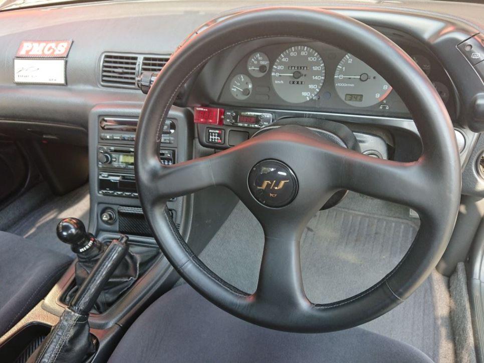 1993 Nissan Skyline R32 Gts-4 AUTECH 2.6L 4WD 7