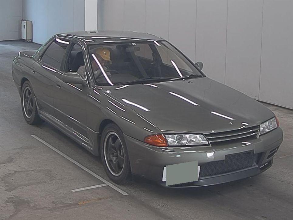 1993 Nissan Skyline R32 Gts-4 AUTECH 2.6L 4WD