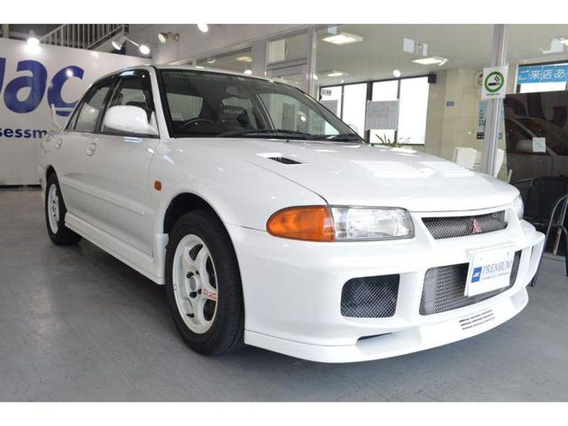 1995 Mitsubishi Lancer EVO 3 GSR 49