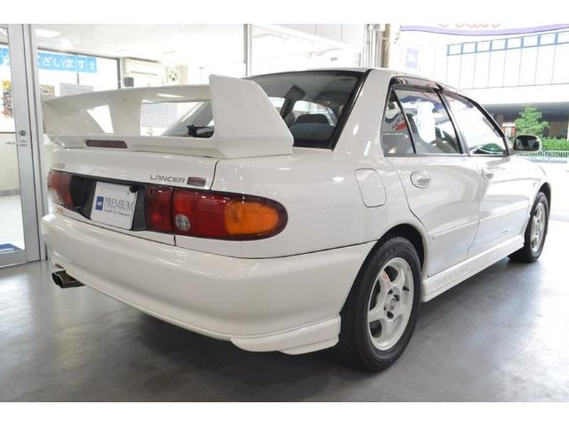 1995 Mitsubishi Lancer EVO 3 GSR 50