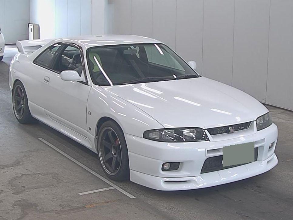 1996 R33 GTR VSPEC N1 - Prestige Motorsport