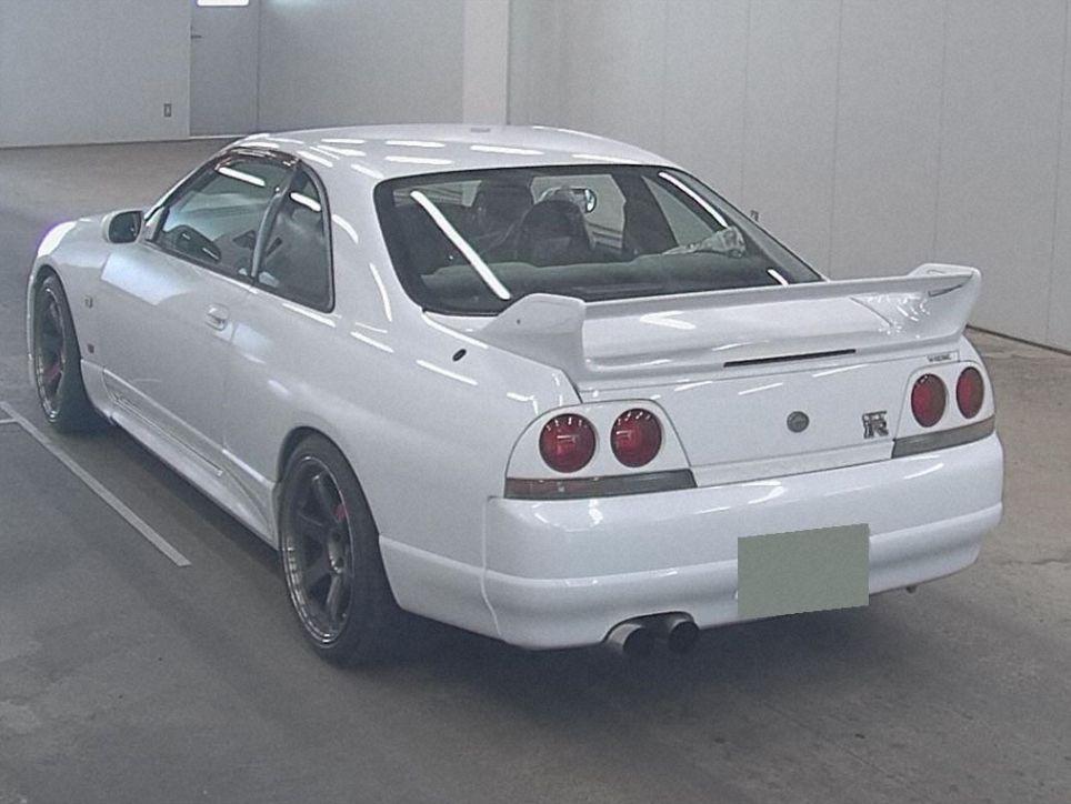 1996 R33 GTR VSPEC N1 2