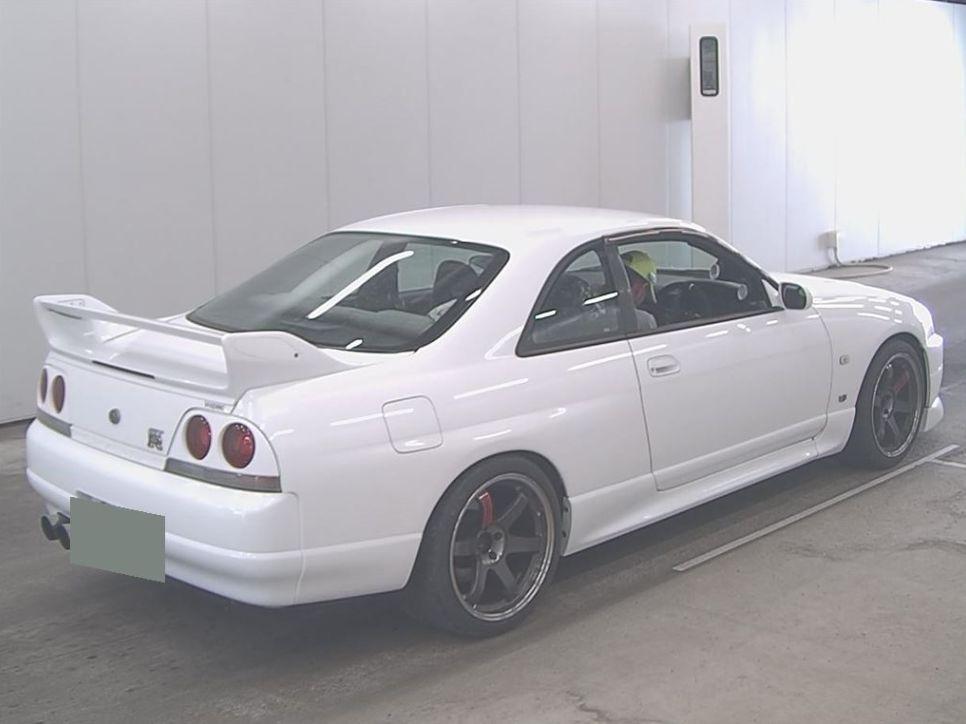 1996 R33 GTR VSPEC N1 7