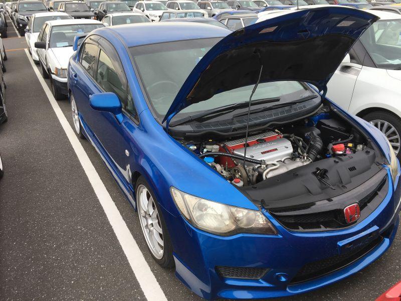 2007 Honda Civic FD2 03