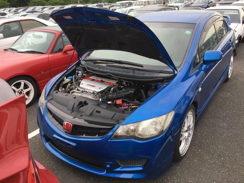 2007 Honda Civic FD2 04