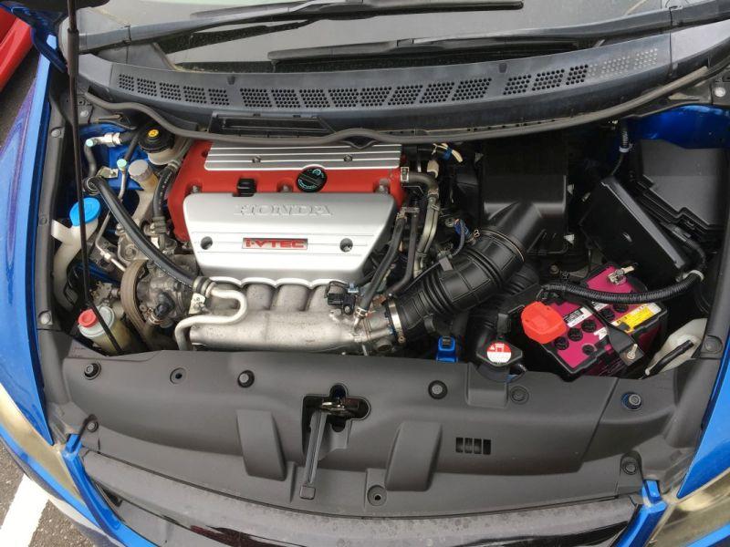 2007 Honda Civic FD2 05