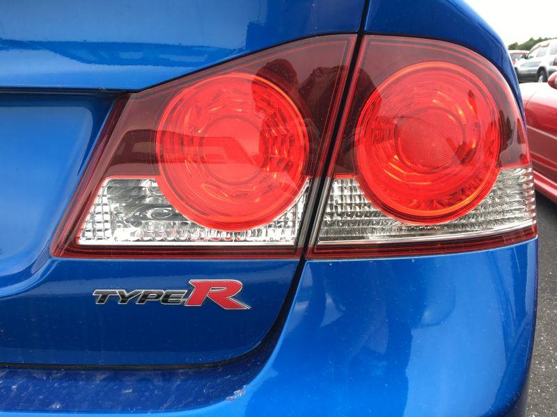 2007 Honda Civic FD2 10