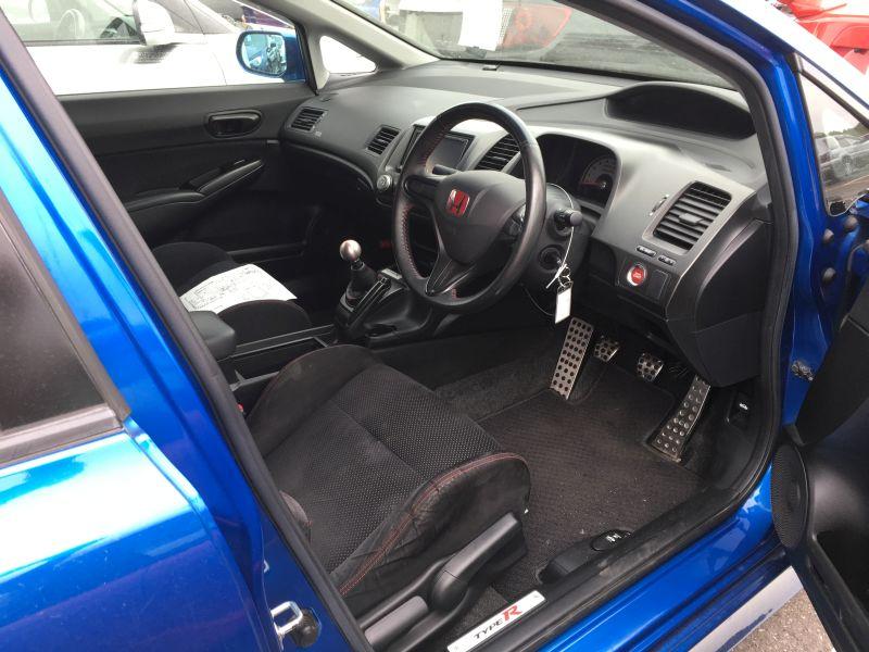2007 Honda Civic FD2 12