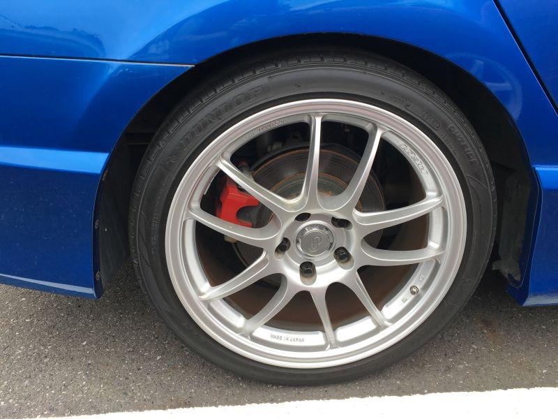 2007 Honda Civic FD2 22