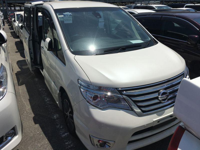 2016 Nissan Serena S-Hybrid Highway Star V Selection 16