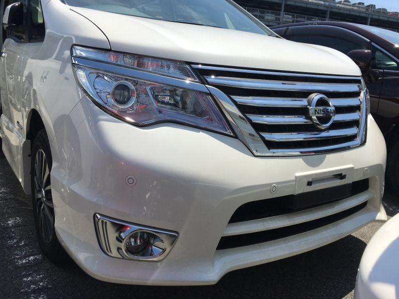 2016 Nissan Serena S-Hybrid Highway Star V Selection 17