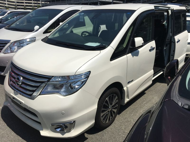 2016 Nissan Serena S-Hybrid Highway Star V Selection 18