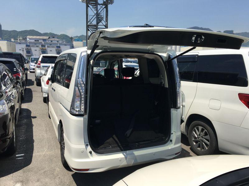 2016 Nissan Serena S-Hybrid Highway Star V Selection 20