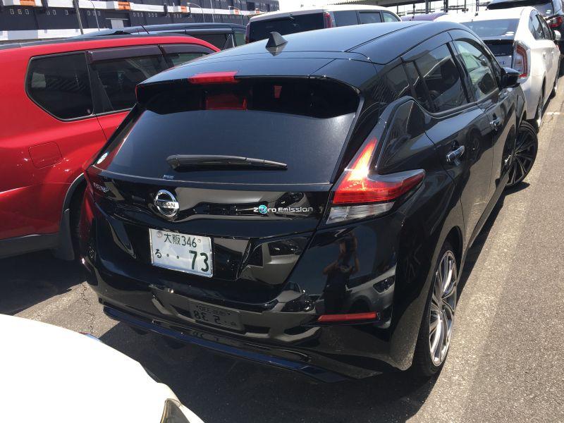 2017 Nissan Leaf 40kW Gen 2 X 08