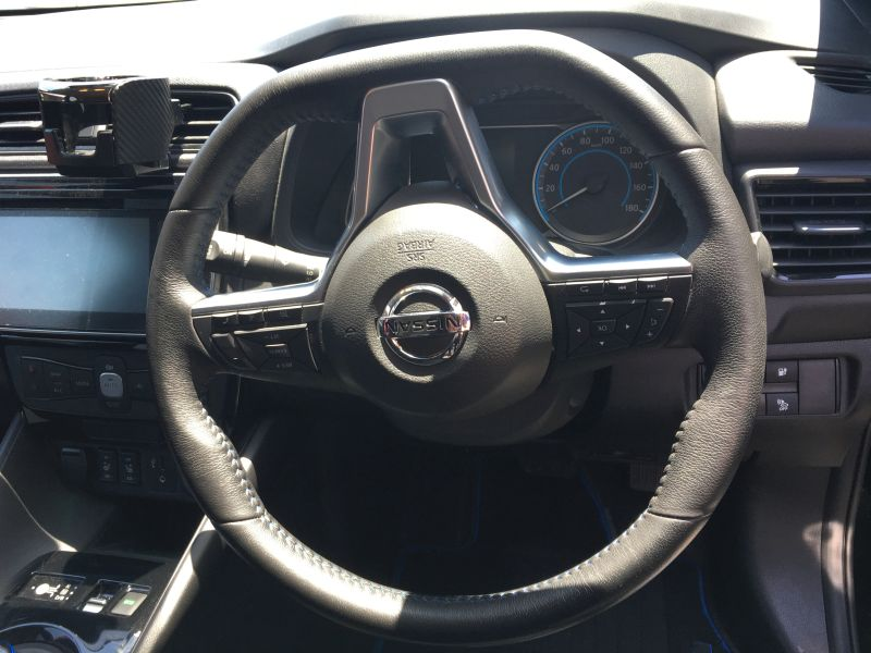 2017 Nissan Leaf 40kW Gen 2 X 15