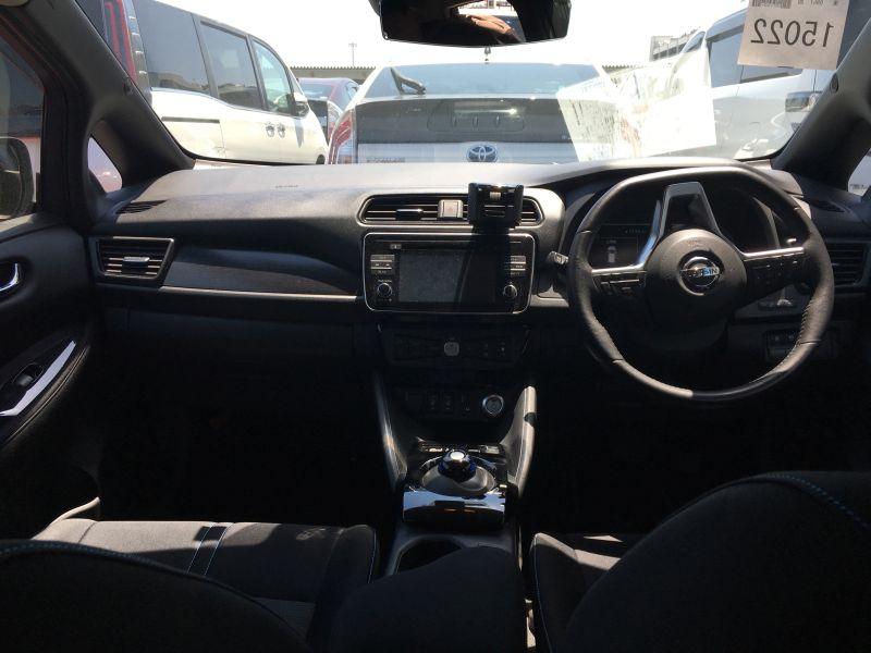 2017 Nissan Leaf 40kW Gen 2 X 21