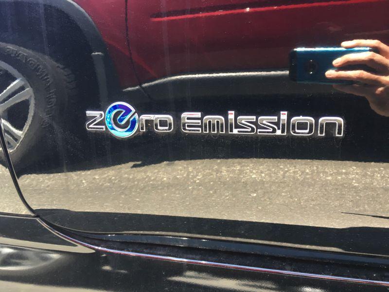 2017 Nissan Leaf 40kW Gen 2 X 30
