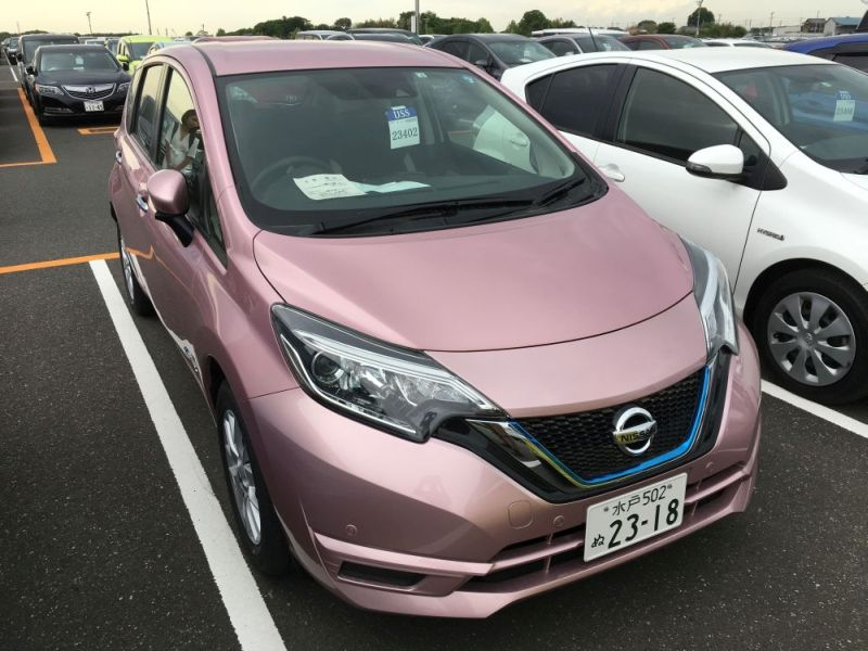2018 Nissan Note e-Power hybrid X 10