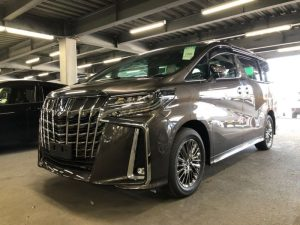 2019 Toyota Alphard hybrid Executive Lounge 39