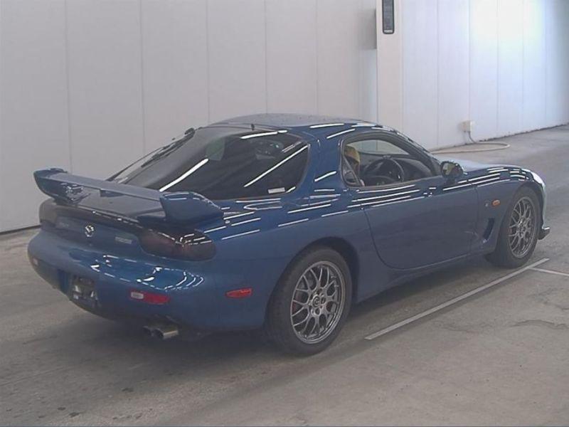 2002 RX-7 Spirit R 12