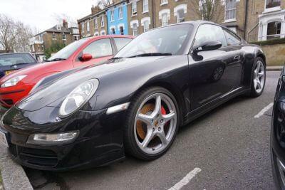 2005 Porsche 911 Carrera 4 S 1